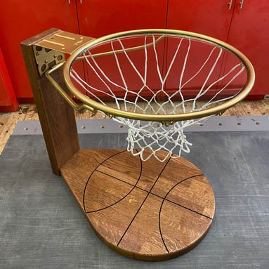 Basketballtisch Hansehobel